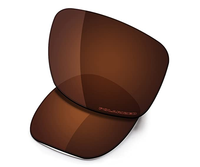cf8dfaec68 Saucer Premium Replacement Lenses for Oakley Jupiter Squared Sunglasses  High Defense - Amber Brown Polarized