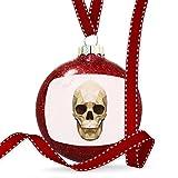 Christmas Decoration Geometric Animal art Skull Ornament