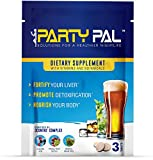 PartyPal - Natural Hangover Relief amp Hangover Prevention 5-PACK Hangover Pills Detox Kit Enhance your body039s ability to metabolize toxins Replenish amp Revitalize 100 Money Back Guarantee Discount