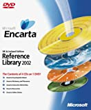 Encarta Reference Library 2002 DVD