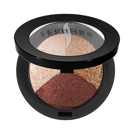 Microsmooth Eyeshadow Trio Sephora 02 Sunray - Warm Neutral