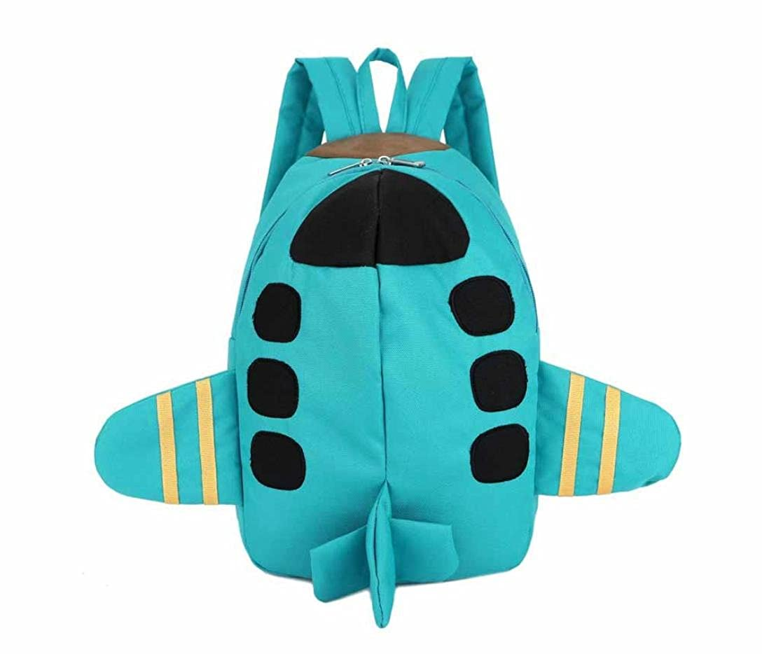 Clearance FDelinK Kid Toddler Backpack Boys Girls Preschool Airplane Toys Daycare Bags Sky Blue