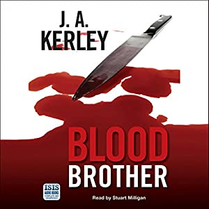 Blood Brother Hörbuch