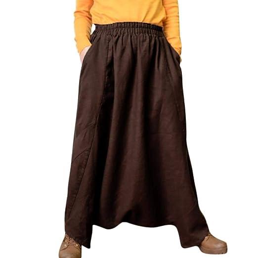 ecf49d22b6 iYBUIA 2018 Cotton linen Loose Fashion Women's Harem Pants Yoga Festival Baggy  Boho Trousers Retro Gypsy