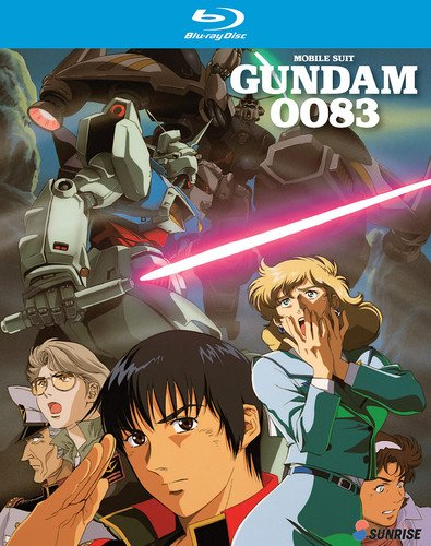 Blu-ray : Mobile Suit Gundam 0083: Collection (3 Pack, 3 Disc)