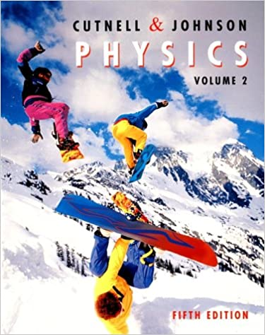 Cutnell&johnson physics (instructor's solutions manual, volume 1.