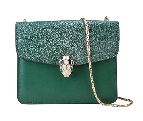 Dames à KYOKIM épaule Sac Portefeuille Petit Main Bag Décontracté Messenger Sac Mini Green tqrrWaw5