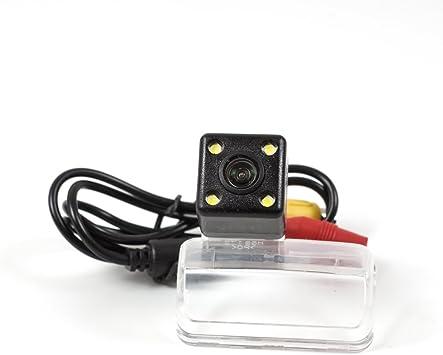 Caméra de recul pour Peugeot 206 207 407 307 berline