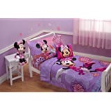 Disney- 4 Piece Minnie's Fluttery Friends Set, Pink