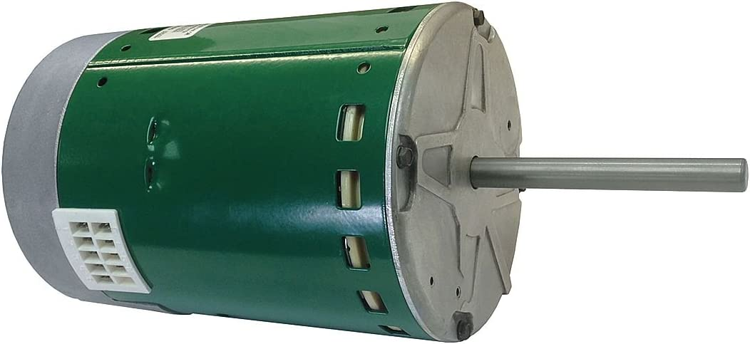 Genteq 6205E Evergreen Motor 1/2 HP 208-230 volts