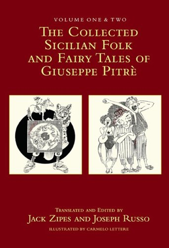 The Collected Sicilian Folk and Fairy Tales of Giuseppe Pitré Pdf