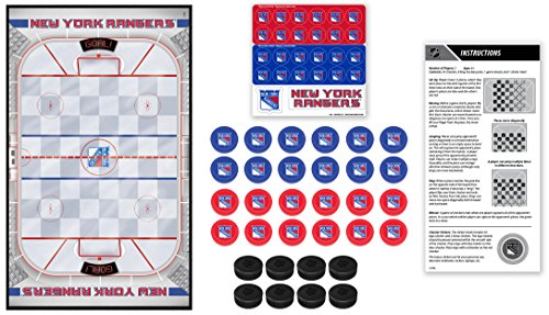 rangers official game puck - 6