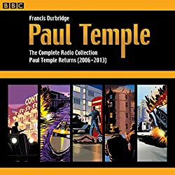 Paul Temple: The Complete Radio Collection: Volume Four