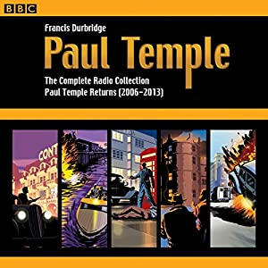 Paul Temple: The Complete Radio Collection: Volume Four Radio/TV Program