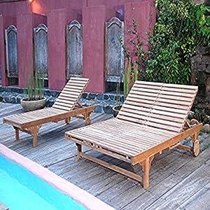 51AYLnK2lTL._SS300_ Teak Lounge Chairs & Teak Chaise Lounges
