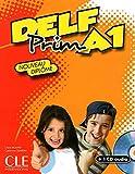 DELF Prim A1: Livre & transcriptions, CD-audio & corriges