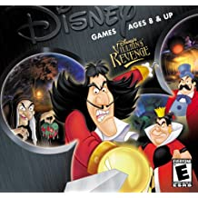 Disney's Villains' Revenge (Jewel Case) Ages 8 and Up