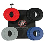 Cheap Serious Steel Fitness Fractional Plates (Complete Set)
