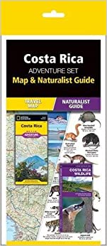 __HOT__ Costa Rica Adventure Set: Map & Naturalist Guide. desde Petunia JUEGOS Forum Fuller forgot