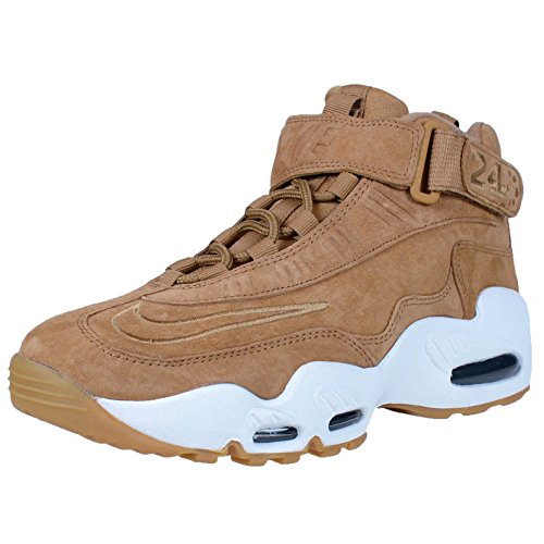 Nike Air Mens Griffey Max 1 Sneakers - 11 D(M) US- Flax/F...