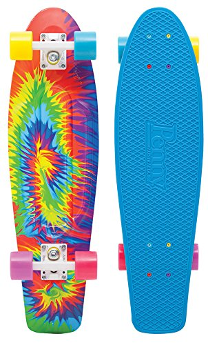 Penny Monopatín de waveboard, color Multicolor, talla 27