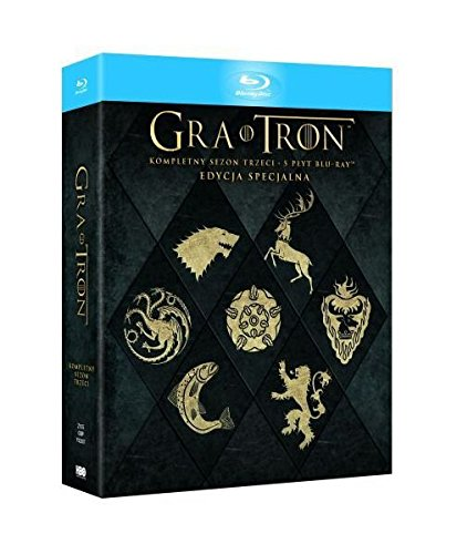 Game of Thrones [5Blu-Ray] (English audio. English subtitles) (Game Of Thrones Subtitles compare prices)
