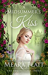 A Midsummer's Kiss (The Farthingale Series Book 4)