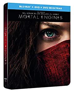 Mortal Engines - Edición Especial Metal [Blu-ray]