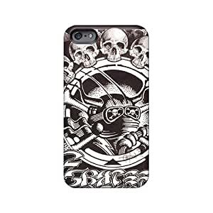 ChristopherWalsh Iphone 6plus Shock Absorption Cell-phone Hard Cover Allow Personal Design Nice Grateful Dead Pictures [OAP18191gUcz]