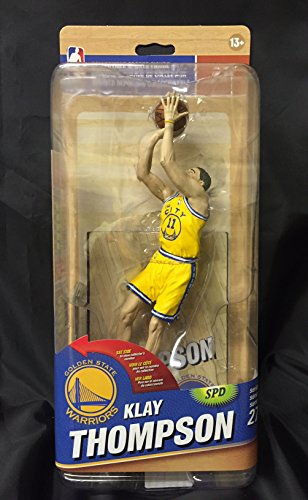 Golden State Warriors NBA Series 27 Action Figure: Klay Thompson (Bronze Level (Variant Mcfarlane Toys)