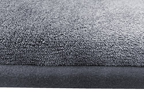 Dogbed4less Luxury Extra Large Cool Memory Foam Dog Bed Mat Pillow Topper Gel Cooling Pad Fit XL 48''X30'' Crate, Waterproof Non Skid Bottom, Gray by dogbed4less (Image #6)