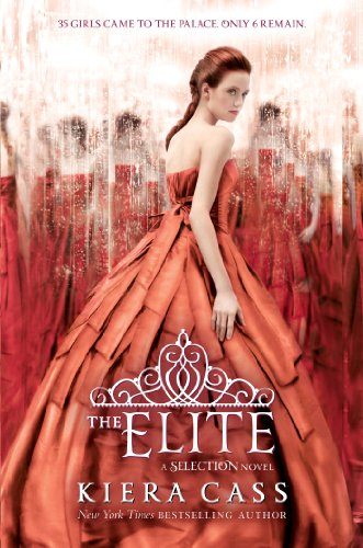 The Elite (The selection Book 2) cover