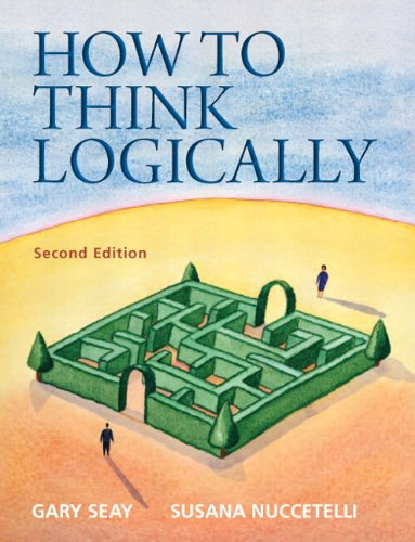 How to Think Logically Plus MySearchLab with eText -- Access Card Package (2nd Edition) (MyThinkingLab Series)