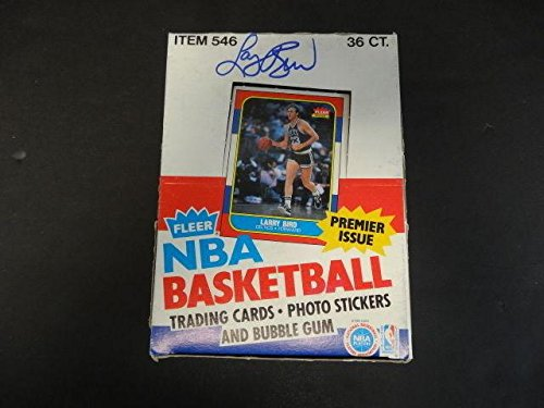 1986 Fleer Autographed Card - 1