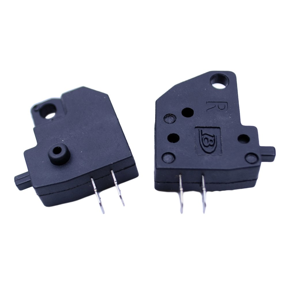 Left /& Right Hydraulic Brake Light Switch Set for 50cc 150cc 250cc Scooter Moped ATV