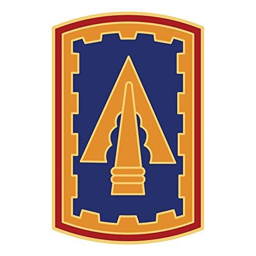 USAMM Army 108th Air Defense Artillery Veteran Unit Sticker