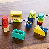 Fat Brain Toys Multifunction Blocks - Explore and
