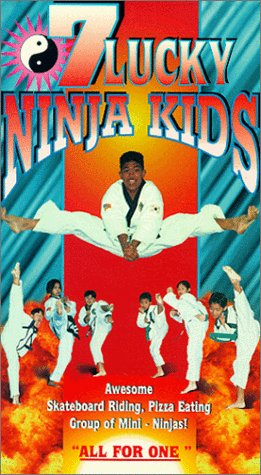 Seven Lucky Ninja Kids [Alemania] [VHS]: Amazon.es: Seven ...