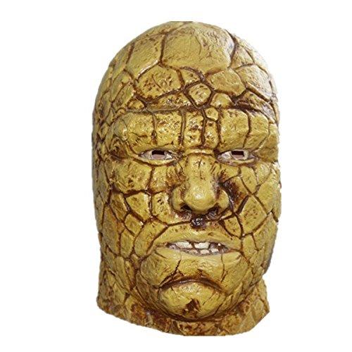 The Mask Biz Rock Man Fantastic Mask Four Stoneman -