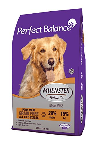 Perfect Balance Pork Grain Free Dog Food