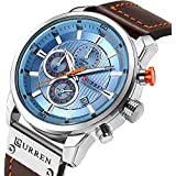 Watch Men's Watch Fashion Casual Classic...