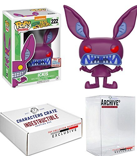 Funko Pop! NYCC Nickelodeon Real Monsters Ickis, Limited Edi