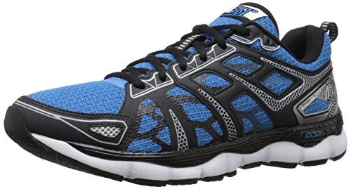 Shoe Running Omni Fit 361 Men M Black Silver Blue n1fHCFq