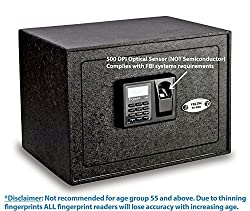 Viking Security Safe VS-25BL Biometric Fingerprint Safe Review