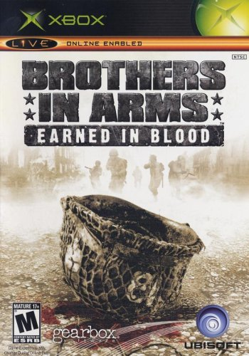 Brothers in Arms Earned in Blood - Xbox (Xbox 360 Brothers In Arms)