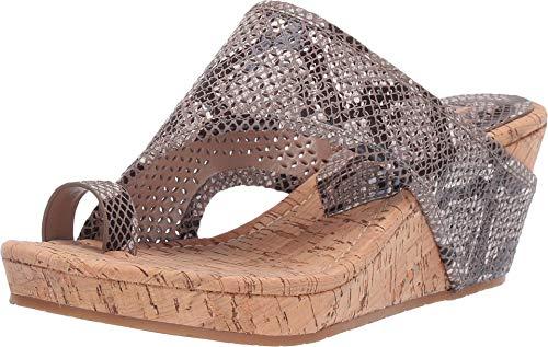 Natural Python Footwear - Donald J Pliner Women's Gyer 2 Natural Python Print/Python Print/Perf 8 M US