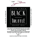 Black Truffle Oil SUPER CONCENTRATED 200ml (7oz) 100% Natural NO ARTIFICIAL ANYTHING 6 A 'tea method' is utilized to steeps the ripe truffles for extended periods of time in olive oil. Real shaved truffle are infused with the first pressing of Olive only a few hours of harvest Big Truffle flavor, not chemically produced like most truffle oil on the market