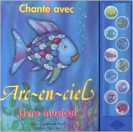 Chante Avec Arc En Ciel Livre Musical 9783314216930