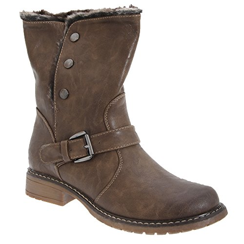 Eye Ankle Boot - 8