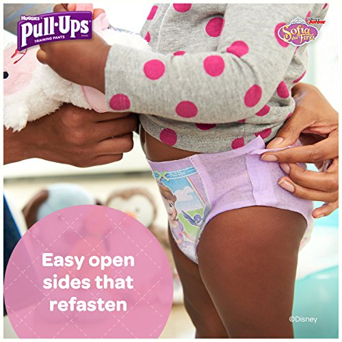 Large Product Image of Pull-Ups Learning Designs Training Pants for Girls